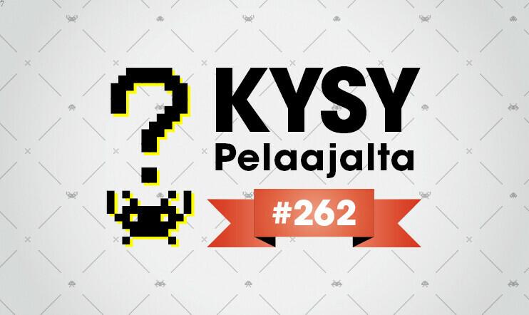 Pelaajacast: Kysy Pelaajalta 262