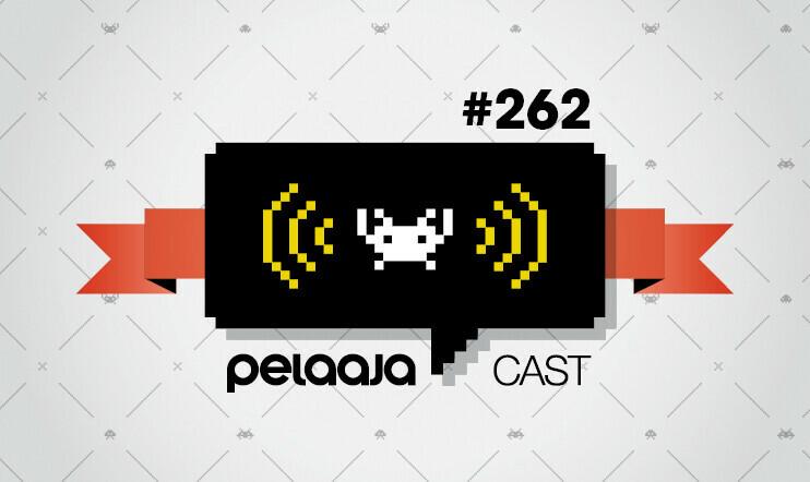 Pelaajacast 262: Pullantuoksuista pelikeskustelua