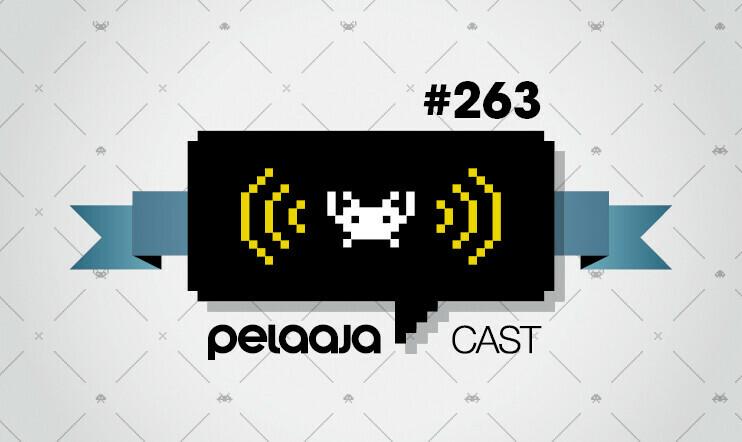 Pelaajacast 263 feat. Aake Kinnunen: Ajatuksia peleistä