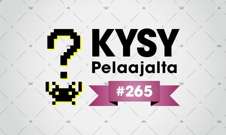 Pelaajacast 265 saapuu torstaina – muista kysyä Pelaajalta keskiviikkoon mennessä!