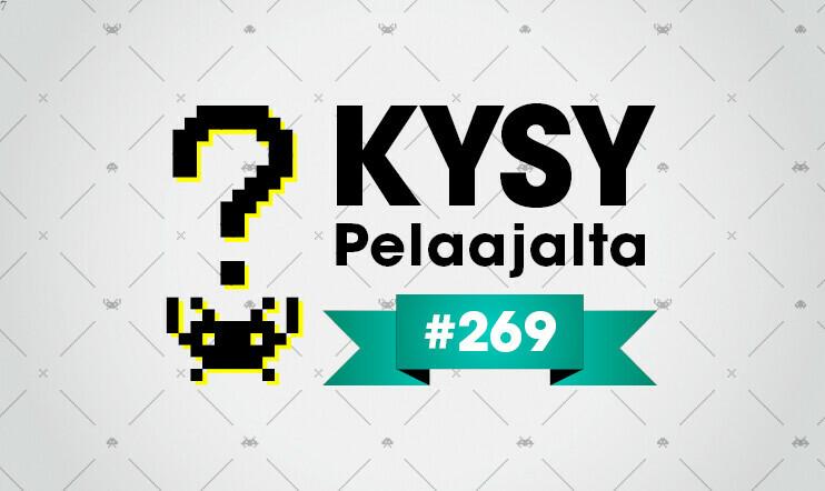 Pelaajacast 269 saapuu tällä viikolla – lähetä kuulijakysymyksesi keskiviikkoon mennessä