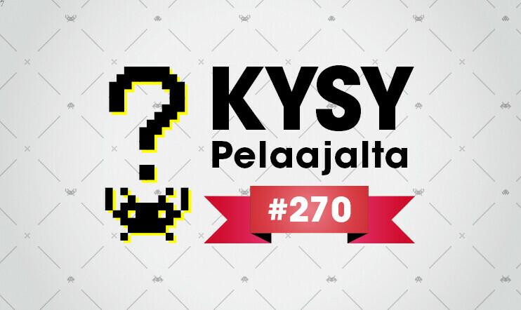 Pelaajacast 270 saapuu torstaina – muista kysyä Pelaajalta!