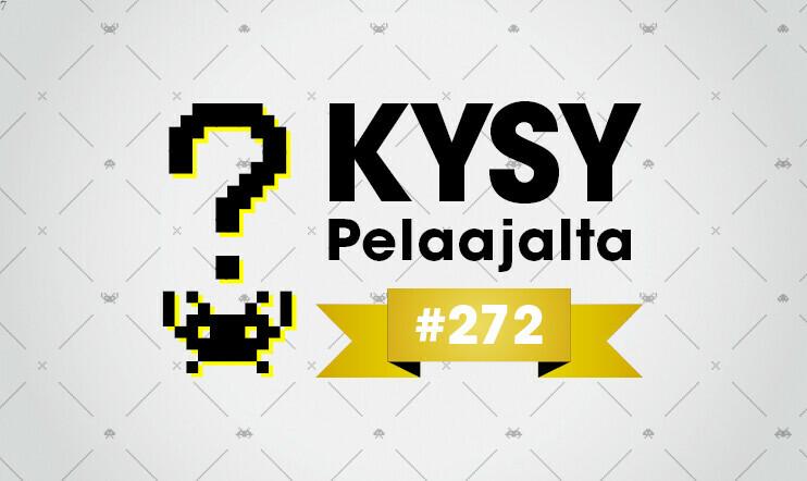 Pelaajacast 272 saapuu torstaina – lähetä kuulijakysymyksiä keskiviikkona tapahtuvaan äänitykseen!