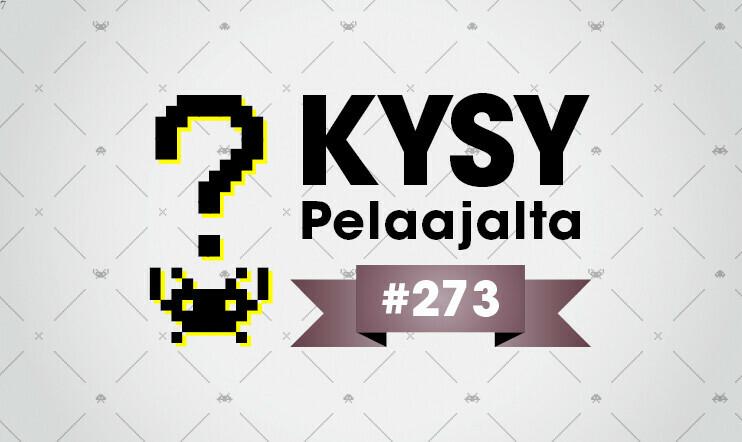 Pelaajacast 273 saapuu torstaina – muista lähettää kuulijakysymykset pikapikaa keskiviikon äänitykseen!