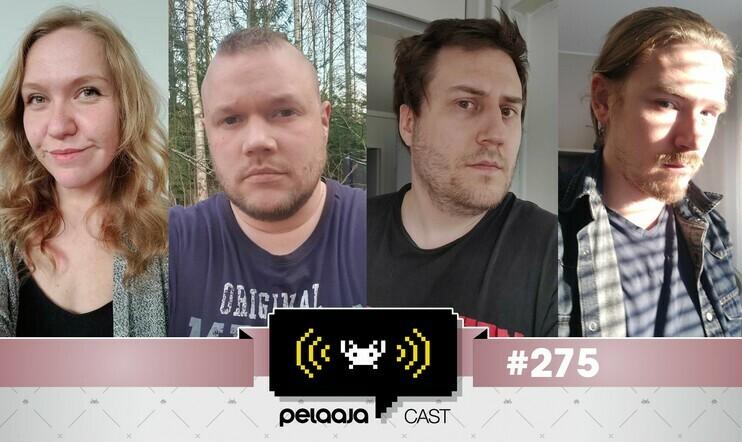 Eemeli Rekunen, Retro Ykä, Pelaajacast, Pelaaja Podcast, Supla, Spotify, iTunes, podcastit, Supla.fi, Panu Saarenoja, Johanna Puustinen