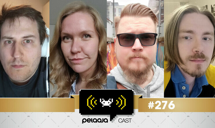 Mikael Haveri, Returnal, Retural-cast, Housemarque, Pelaajacast, PlayStation Studios