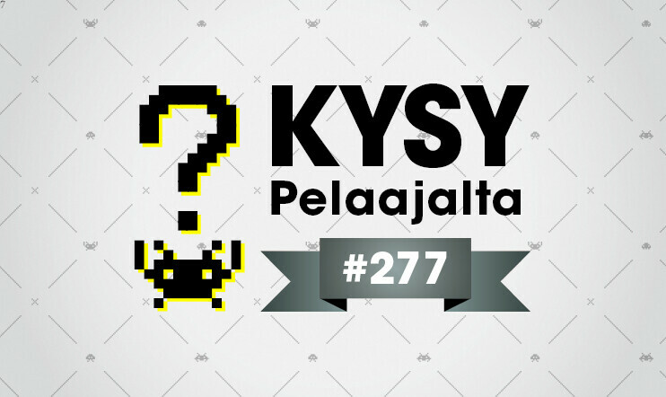 Pelaajacast 277 saapuu torstaina – lähetä kysymyksesi Kysy Pelaajalta -osioon keskiviikoksi!