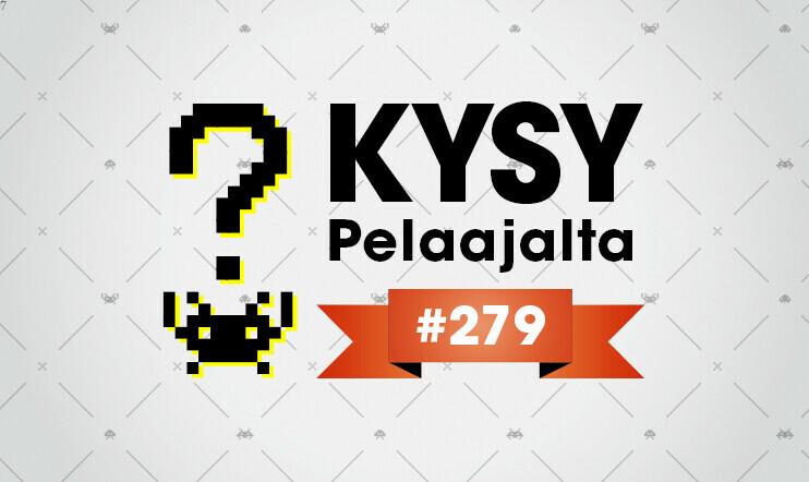 Pelaajacast 279: Kysy Pelaajalta