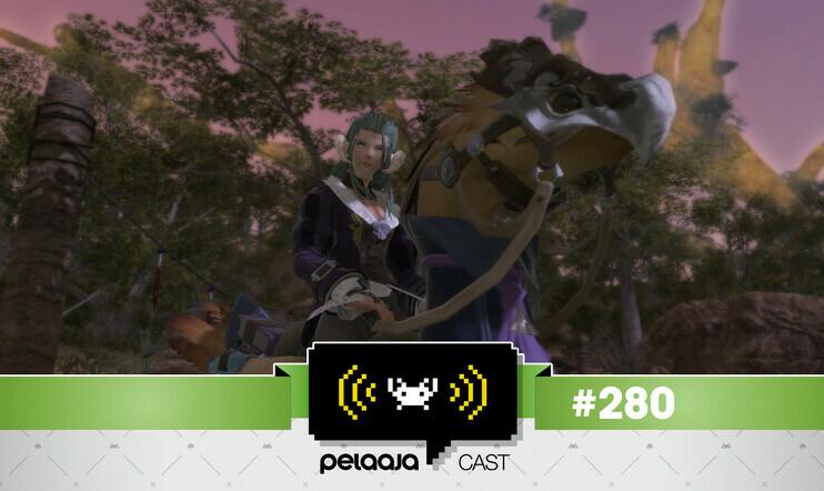 Teetä, pelejä ja freudilaista syväanalyysiä – Pelaajacast 280 -videotaltiointi katsottavissa