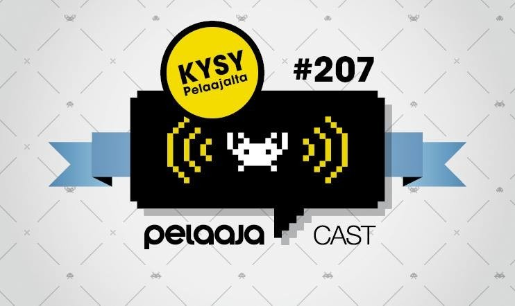 Pelaajacastin 207. jaksoon pieni aikataulumuutos - lähetä kysymyksesi Kysy Pelaajalta -osioon!