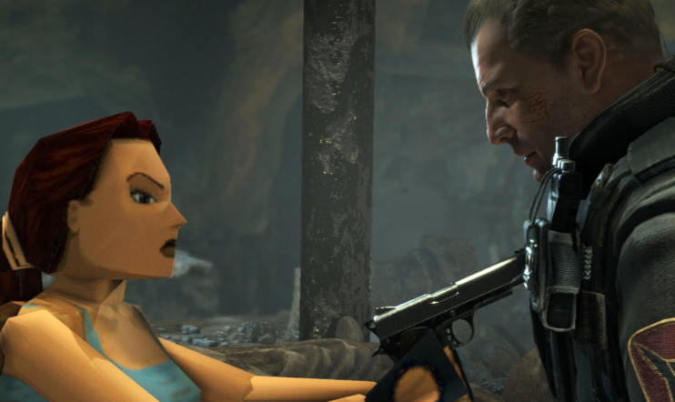 Rise of the Tomb Raider: 20 Year Celebration -arvostelu