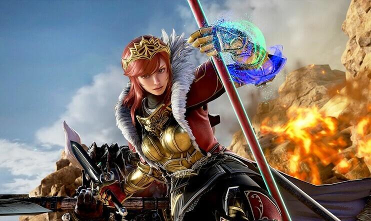 Soulcalibur VI, Soulcalibur, taistelu, Bandai Namco, Hilde, 25. marraskuuta