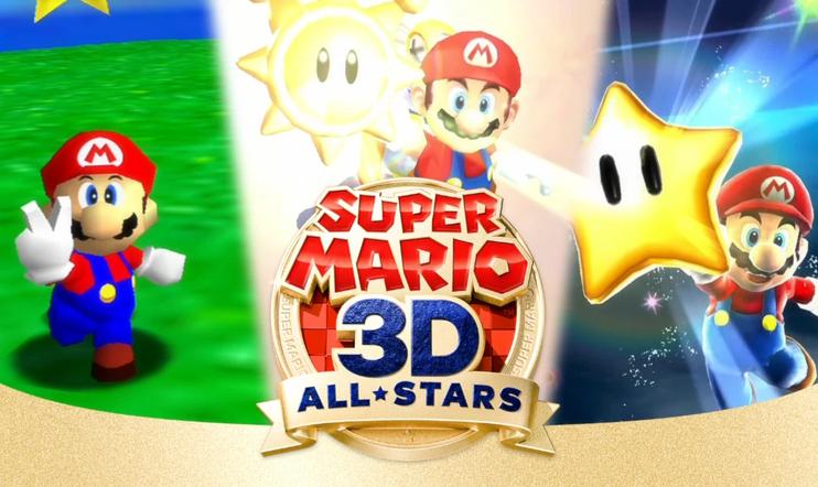 nintendo, Animal Crossing, Super Mario 3D All-Stars, Switch, myynnit,