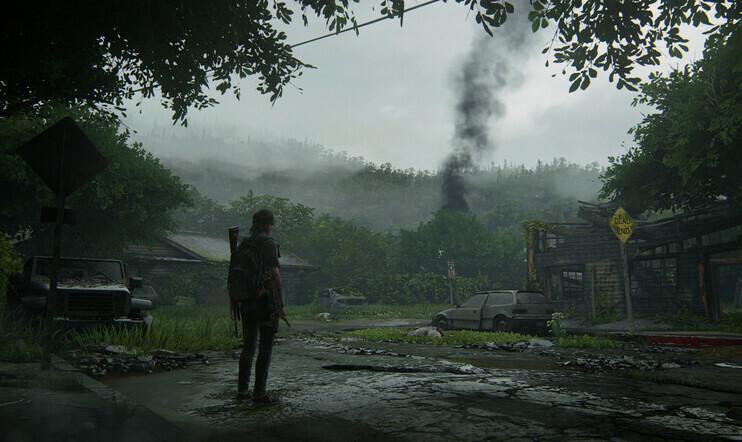 The Last of Us, The Last of Us 2, The Last of Us Part II, pelikuva, naughty dog