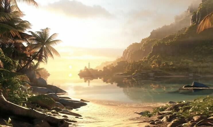 CryEngine, Crytek, Crysis