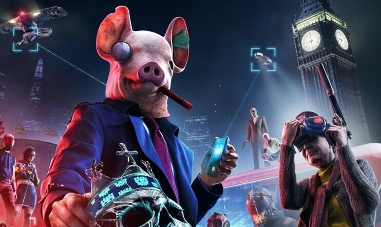 Watch Dogs: Legion, Ubisoft, Watch Dogs