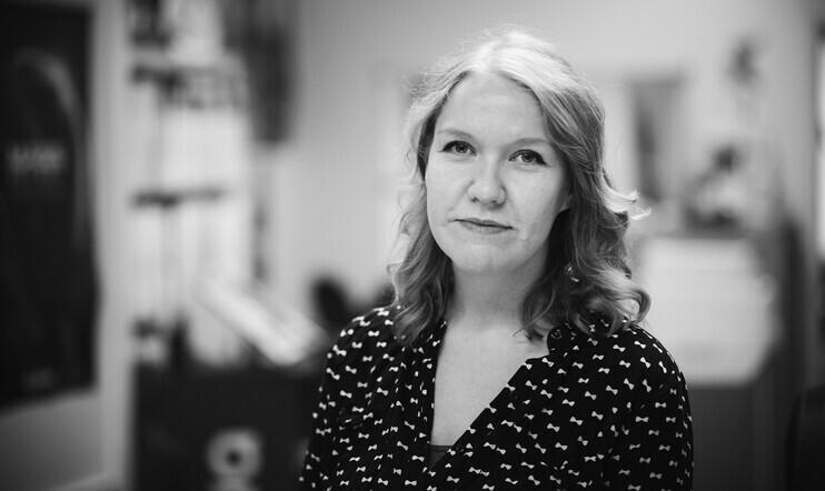 Johanna Puustinen, päätoimittaja
