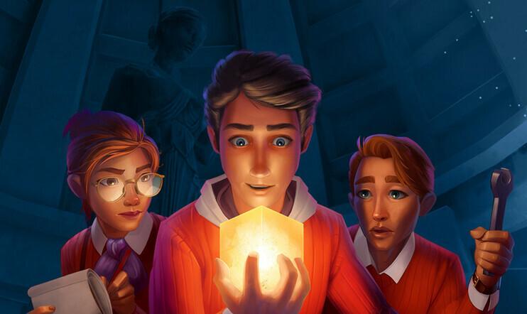 The Academy, Professor Layton, Harry Potter, Tylypahka, julkaisupäivä, seikkailu