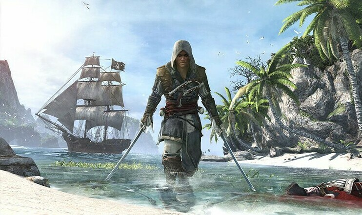Assassin's Creed, Ubisoft, Switch, Assassin's Creed Black Flag, Assassin's Creed Rogue Remastered