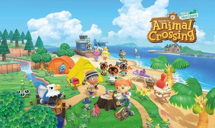 Animal Crossing, Nintendo, Animal Crossing: New Horizons