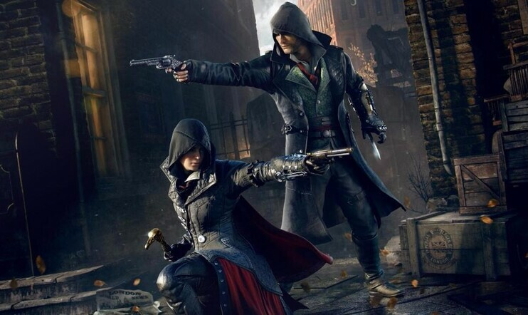 Epic Games Store, Assassin's Creed Syndicate, Faeria
