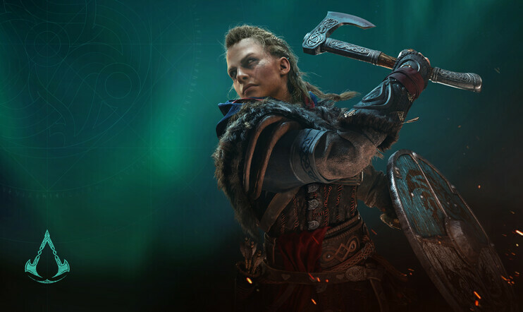 Assassin's Creed Valhalla, Ubisoft, PureArts, Orlog