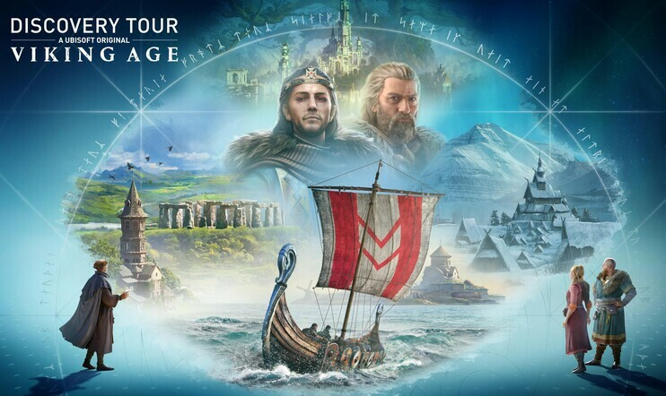 Assassin's Creed Valhalla, Assassin's Creed, Valhalla, Discovery Tour , Viking Age, Ubisoft