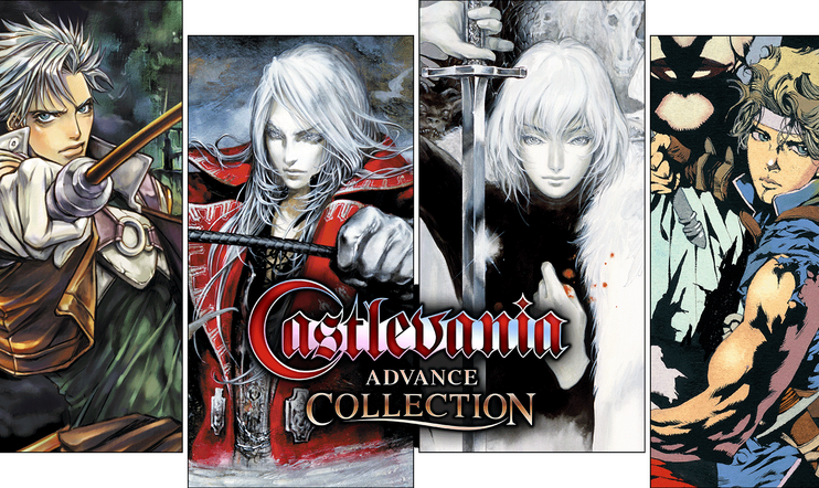 Castlevania Advance Collection, Actraiser, Act Raiser, Actraiser Renaissance, Square Enix, Konami, yllätysjulkaisu