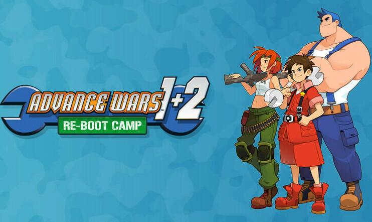 Rakastettu sotastrategia palaa uudelleenrakennettuna – Advance Wars 1+2: Re-Boot Camp esiteltiin