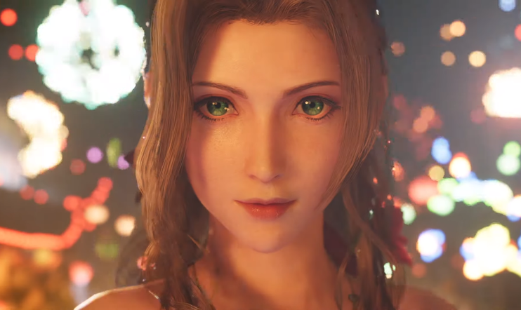 Square Enix, TGS, Final Fantasy VII, Final Fantasy VII Remake, traileri, Aerith, Turks, Don Corleo