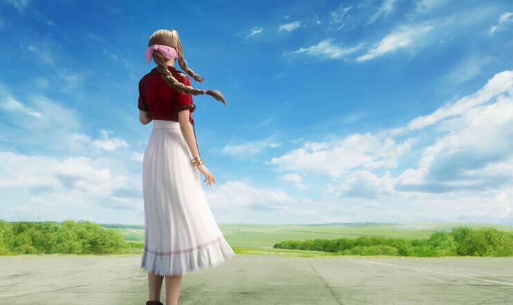 Final Fantasy VII, final fantasy, Final Fantasy VII Remake, Square Enix, Aerith, Aeris, Cloud, Barret,