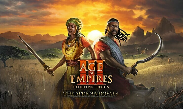 The African Royals , Age of Empires III, Age of Empires, Age of Empires III: Definitive Edition, strategia,