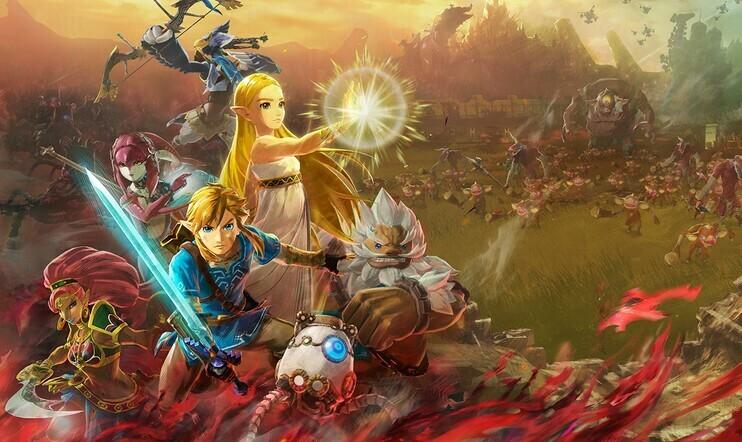 Hyrule Warriors: Age of Calamity, Hyrule Warriors, Age of Calamity, nintendo, Zelda, The Legend of Zelda, Breath of the Wild