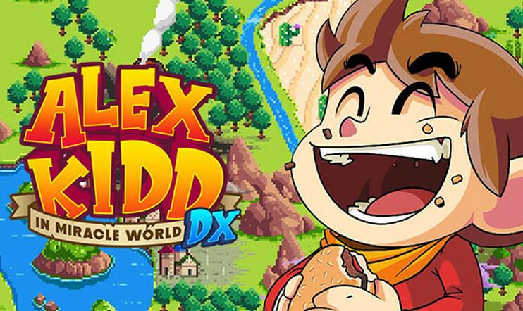 Alex Kidd in Miracle World DX, Alex Kidd, Sega, Master System, julkaisupäivä,