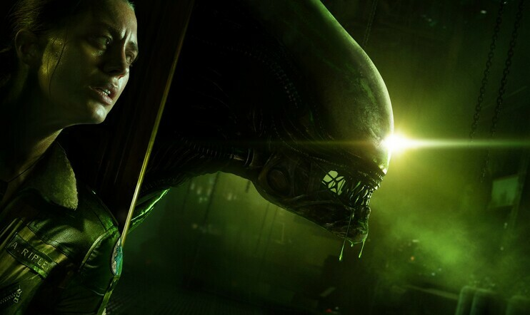 Noclip, Alien: Isolation, Creative Assembly, Sega