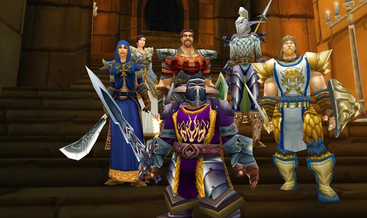 World of Warcraft, Vanilla WoW, Retostelu