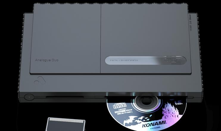 analogue Duo, PC Engine