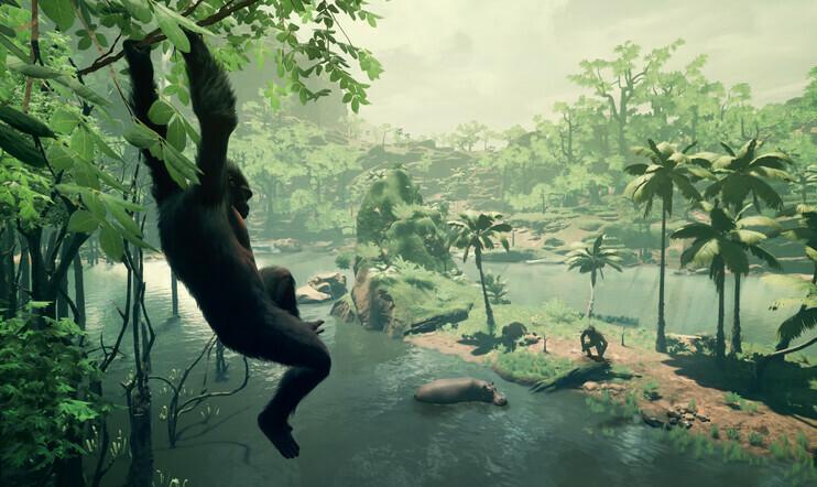 Ancestors: The Humankind Odyssey, Patrice Désilets, Panache Digital Games, Private Division