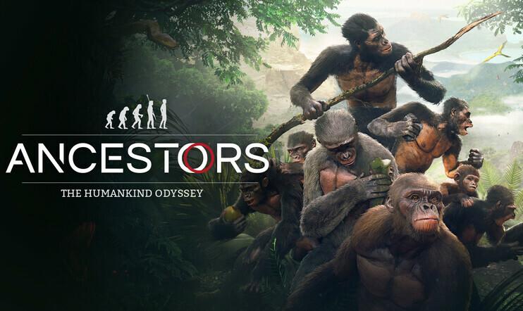 Ancestors: The Humankind Odyssey, Panache Digital Games, julkaisupäivä, 6. joulukuuta,