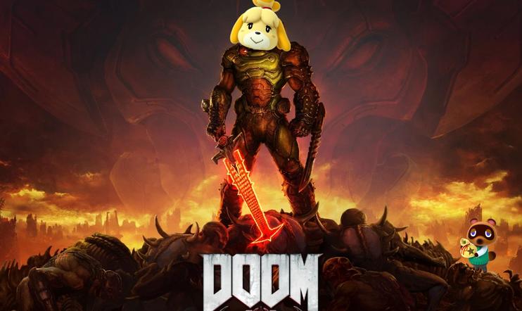 pelijulkaisut 2020, animal crossing, New Horizons, Doom Eternal, Doom, Animal Crossing: New Horizons