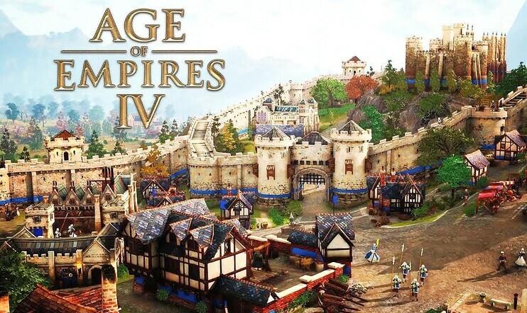 Age of Empires IV, AoE, Relic Entertainment, Microsoft, World's Edge, Age of Empires