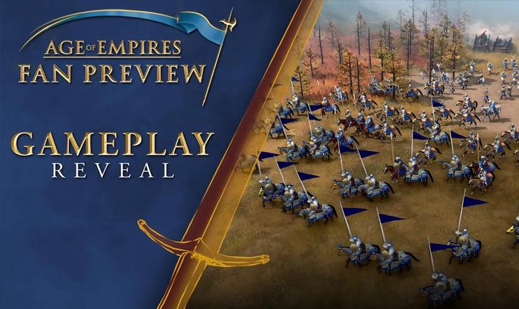 Age of Empires IV, Age of Empires, Age of Empires II, Age of Empires III, Definitive Edition, Microsoft, Relic Entertainment, Strategia, RTS