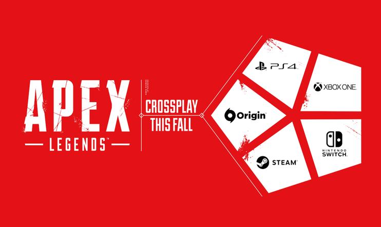 Apex Legends, Steam, Switch, crossplay, cross-play