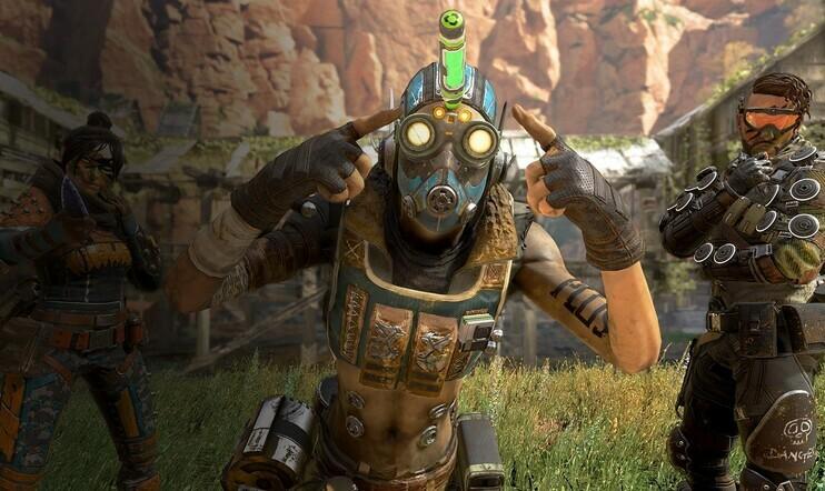 Apex Legends, Respawn Entertainment, EA