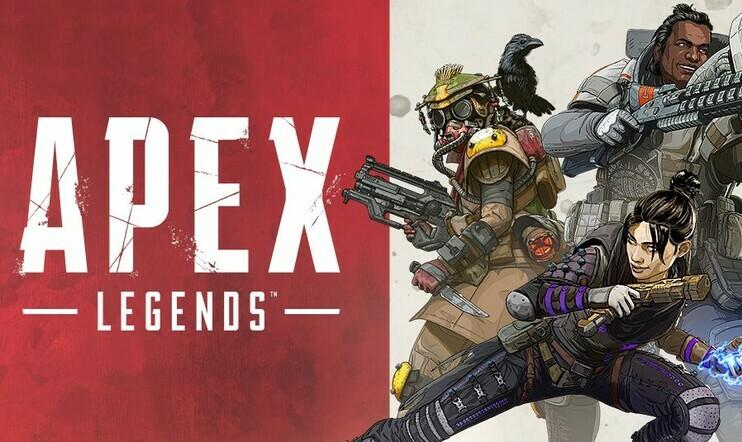 Apex Legends, hahmo, paljastus, vuoto