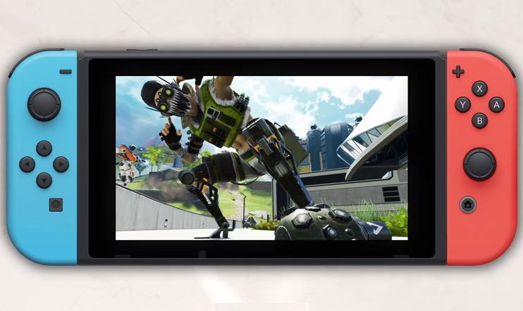 Apex Legends, Switch, julkaisu, traileri, Nintendo