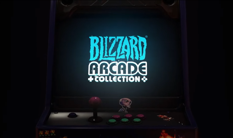 Blizzard, Blizzard Arcade Collection, Lost Vikings, Rock N Roll Racing, Blackthorne,