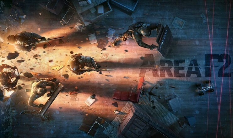 Area F2, Rainbow Six Siege, mobiili, ubisoft, oikeushaaste