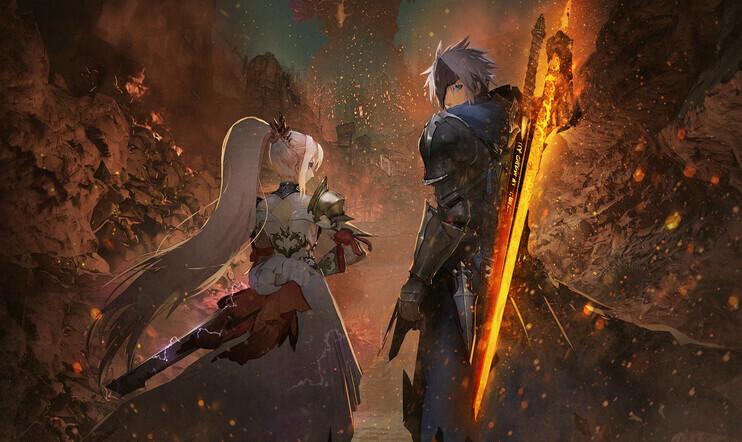 Tales of Arise, Bandai Namco, JRPG, TGS 2019, Tokyo Game Show, TGS, Tales, Tales of