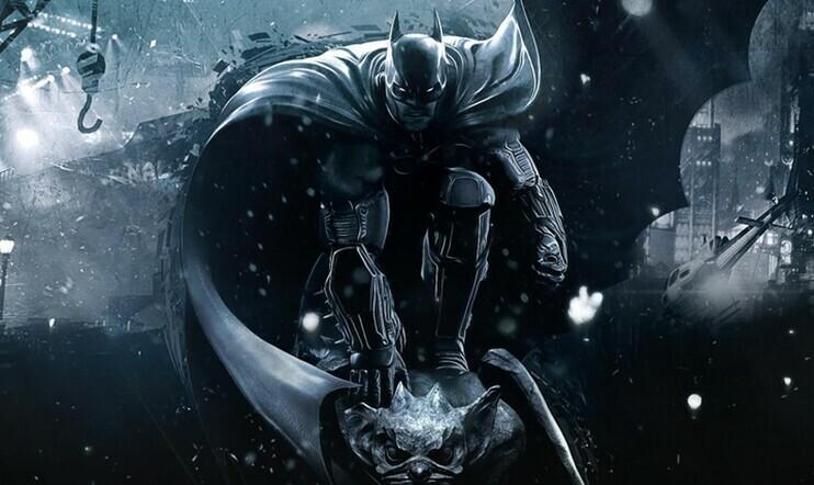 Batman; Arkham, Arkham Origins, WB Games Montreal, Damian Wayne, Warner Bros, Lepakkomies, DC,